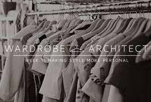 My wardrobe architect project