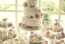 Wedding Cakes / Some of the fabulous cakes that we have seen at Warwick House to provide you with some inspiration