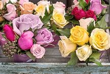más flores
