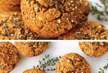 vegan GF muffin