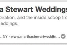 Wedding boards to follow