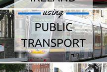 IRELAND- transport