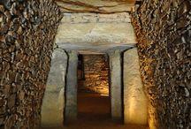 Arte funerario durante la Época Paleolítica / Historia del Arte