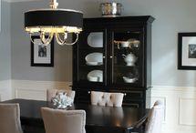 Dining room / by Krysten Robbins