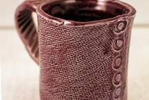 Pottery - Inspiration - Textures / by Eileen Conner