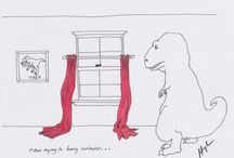 Poor T-Rex :( / by Crystal Arbeene
