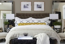 bedroom  / by Brittany Westall