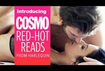 Cosmo Red-Hot Reads from Harlequin Books