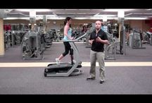 Treadclimber Workout