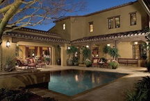 Outdoor Living & Exteriors / A luxury outdoor space is a must, especially here in Arizona! Camelot Homes custom builds your outdoor space to fit your lifestyle.