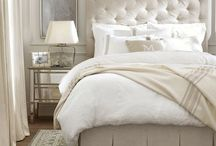 Neutral White Bedrooms