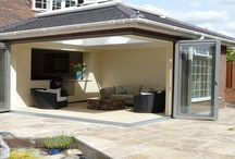 Extensions - visual ideas / Visual cues for ideas for house extensions