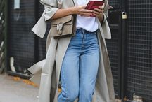 Trenchcoat Streetstyle / How to combine a Trenchchoat?