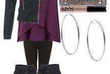Outfit Katherine Pierce