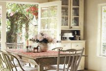 dining room  / by Sue Creager