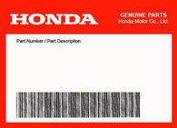 Honda Motorcycle - ATV Parts / Shop for hard to find Honda parts at Part Number Pros