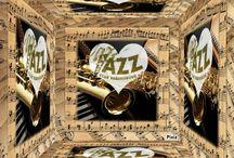 Tango Art * Jazz Musicans * Step Dance * Musical * / Vintage  Art *