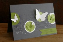Cards ~ Butterflies / by Wendy Dodds