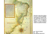 Mapas Antigos