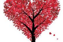 Harten / Leve de liefde