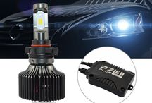 p7-50w auto headlight bulbs / 1.LED brand & type: CSP  2.Power(W):50W  3.Color Temeprature:white6000K  4.Work Voltage(V):DC11-30  5.Current(A):3.5  6.Luminous Flux(Lm):5000each bulb  7.Viewing Angle(θ):360