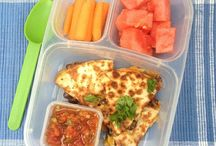 Lunch Box Ideas (for myself) / by Danielle Soffer