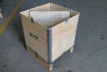 Y-Pack Kontrplak Sandık Kasa / Y-Pack kontrplak ahşap ambalaj kasa sandık, taşıma ürünü