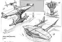 sketchbook concept design