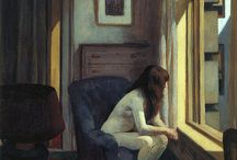 Edward Hopper / Edward Hopper (July 22, 1882 – May 15, 1967) was a prominent American realist painter and print maker.