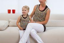 Mode - Moeder en dochter