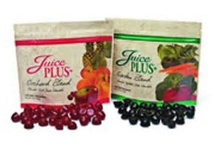 Juice Plus+ / Whole Food Nutrition 27 vine ripened fruits, veggies, and grains combined into  chews/capsules. Vanilla/Chocolate Complete; to make nutritious shakes Snack bars