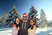 Wir schicken Dich und Deine Gäste in den Skiurlaub! #knipskugel #fotobox #photobooth #skiurlaub