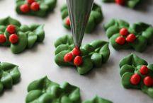 Jul småkager
