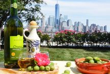 Tunisian Olive Oil - Summer Fancy Food Show, NYC