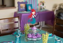 Little Mermaid - Ariel Party
