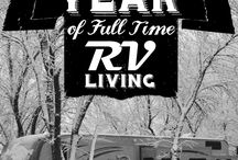 Full Time RVing / Tips, tricks, products and places that all have to with the full time RV camping lifestyle