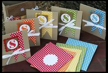 Card sets / by Adelle Friswell