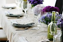 Tabletop Decor / Decorating ideas for the tabletop.
