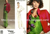 OOP Vogue patterns wishlist