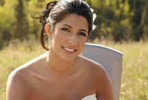 Wedding Makeup Ideas / Here are some wedding makeup ideas from soft to bold looks! www.emilysatnikmakeup.ca