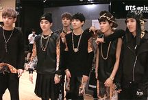 BTS group gif