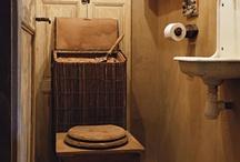Toilettes seches