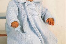 Abrigos de bebé
