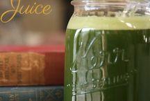 JUICING ~ Juice Recipes