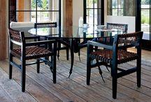 Dining Rooms / by Susan Garnett