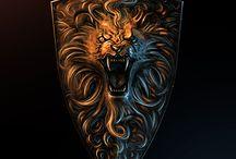 Shield tatoooo