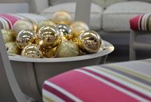 Setting the tone for Christmas entertaining / As Christmas draws closer have you thought about how your home will make room for and seat your guests?