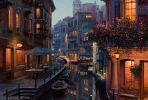 places I wanna visit. . / Travel ideas