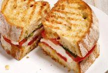 Panini Time / Ideas for new panini menu