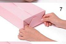 krabičky a balení dárků